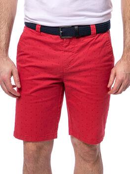 Heavy Tools Wisti férfi rövidnadrág Férfiak piros