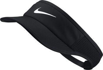 Nike Court Aerobill Tennis Visor napellenző Nők fekete