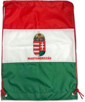 NOBRAND Magyarország szurkolói tornazsák piros