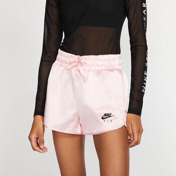 Nike  W Nsw Air Short Satinnői sort Nők rózsaszín