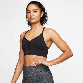 Nike  Női-Sportmelltartó INDY SEAMLESS BR Nők fekete