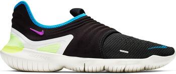 Nike Free RN Flyknit 3.0 férfi futócipő Férfiak fekete