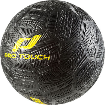 PRO TOUCH aszfalt focilabda fekete