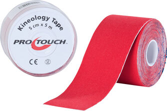Pro Touch Kineologie Tape elasztikus, 5m hosszú, 5cm