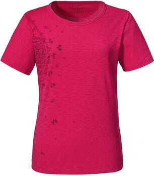 Schöffel T Shirt Kinshasa 2 Nők rózsaszín