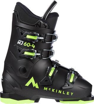 McKINLEY  MJ60-4gyerek sícipő fekete