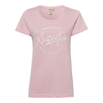 Roadsign Modern Basic női póló Nők rózsaszín