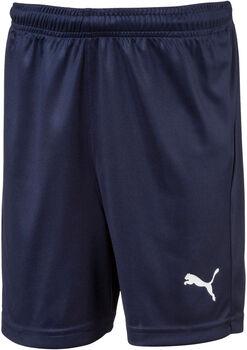 Puma Liga Shorts Core Jr gyerek rövidnadrág kék