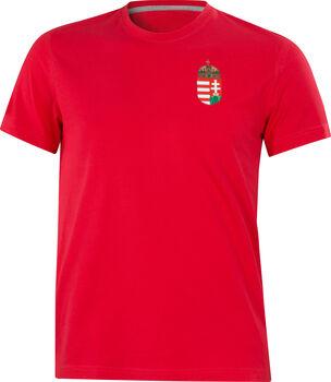 NOBRAND Magyarország szurkolói póló Férfiak piros