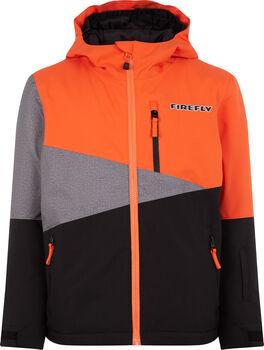 FIREFLY 720 Etienne 5.5 fiú snowboardkabát narancssárga