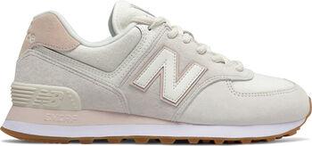 New Balance 574 női szabadiőcipő Nők fehér