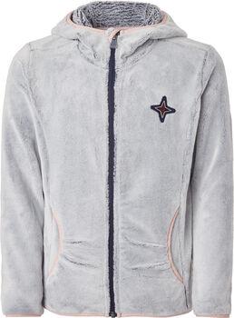 McKINLEY  Maya lányfleece kabát, 100% PES kék