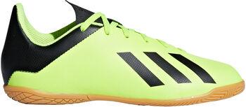adidas X TANGO 18.4 IN J gyerek teremfocicipő sárga