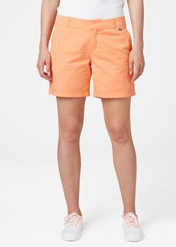 Helly Hansen W Crew Shorts női rövidnadrág Nők narancssárga