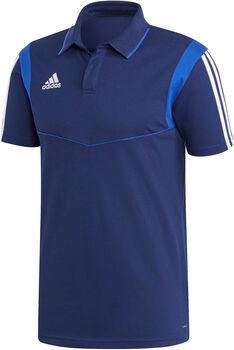 adidas TIRO19 CO POLO Férfiak kék
