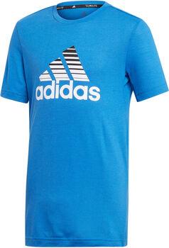 ADIDAS YB TR PRIME TEE férfi póló Fiú kék