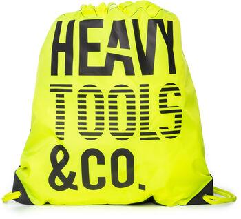 Heavy Tools Gym19 tornazsák fehér