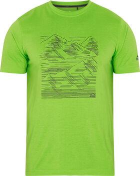 McKINLEY Ffi.-T-shirt Kimo Férfiak zöld
