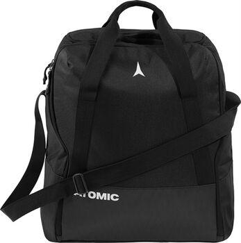 ATOMIC sícipő-/sisaktartó táska fekete