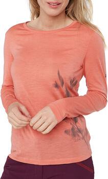 McKINLEY M-TEC Curra női hosszúujjú felső Nők piros
