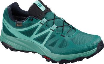 Salomon XA Siwa GTX női terepfutó cipő Nők zöld