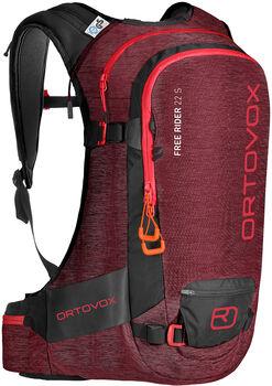 Ortovox Free Rider 22 S rózsaszín