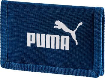 Puma szövet pénzztárca kék