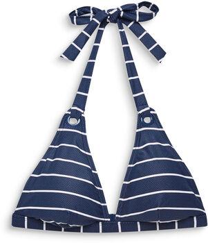 Esprit Padded Halterneck női bikini felső Nők kék