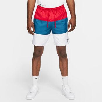 Nike City Edition férfi rövidnadrág Férfiak piros