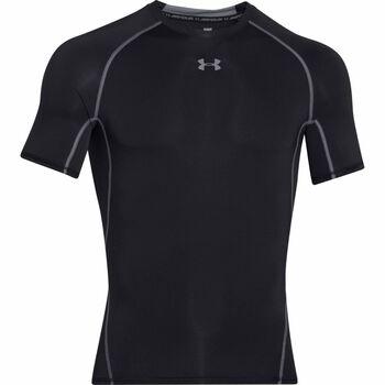 Under Armour HeatGear® Armour kompressziós férfi póló Férfiak fekete