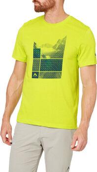 McKINLEY Kulma ux férfi póló Férfiak zöld