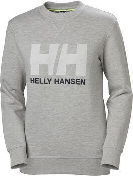 Helly Hansen W HH Logo Crew női pulóver Nők szürke
