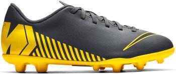 Nike Jr. Vapor 12 Club MG gyerek stoplis focicipő Fiú szürke