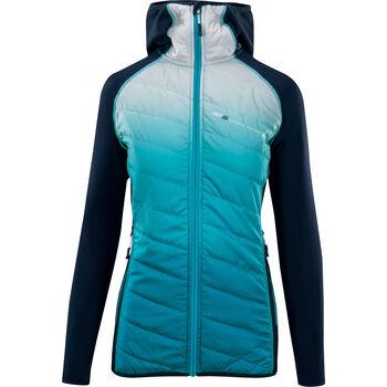 GTS Rainbow W női hibrid kabát Nők kék