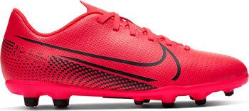 Nike Vapor 13 Club FG gyerek focicipő piros