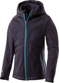 McKINLEY Billy II 5.8 lány softshell kabát kék
