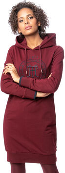 Heavy Tools  Varconői kapucnis ruha Nők piros