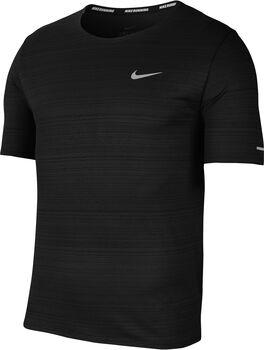 Nike M NK DF Miler férfi póló Férfiak fekete
