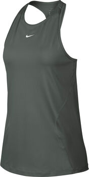 Nike W Pro Tank All Over Mesh női top Nők zöld