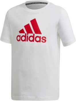 adidas YB MH BOS T fehér