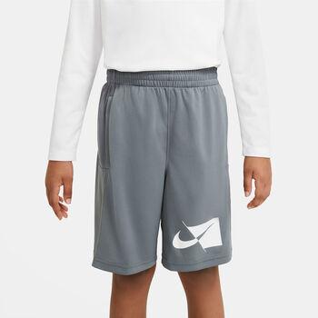 Nike  B Nk Dry Hbr Shortgyerek sort szürke
