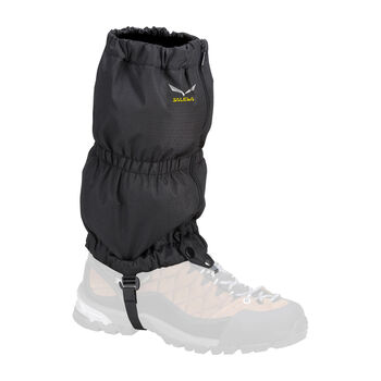 Salewa Hiking Gaiter kamásli fekete
