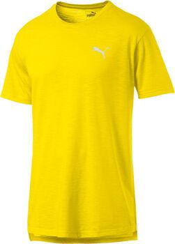 Puma Energy SS férfi póló Férfiak sárga
