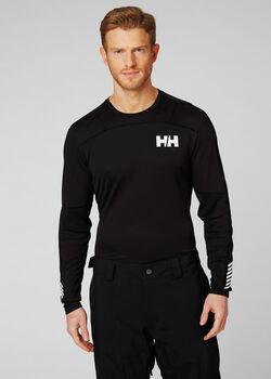Helly Hansen HH Lifa Acitve férfi hosszújjú felső Férfiak fekete
