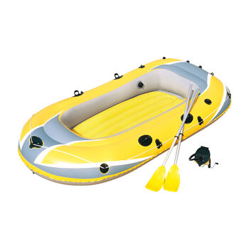 Bestway Hydro Force Raft Set csónak sárga