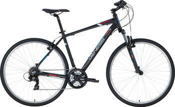 GENESIS Speed Cross SX 1.9 kerékpár fekete