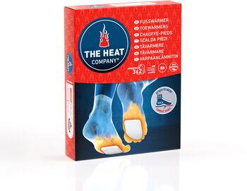 The Heat Company THC lábmelegítő, 3-as csom. önmelegítő, 6+ óra fehér