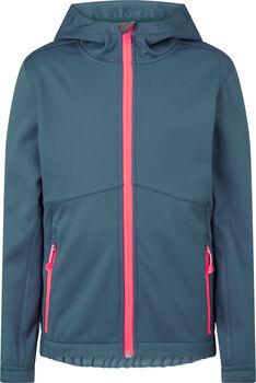 McKINLEY Bennet lány softshell kabát kék