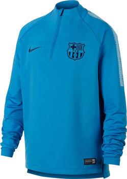Nike  FCB Y Dry Sqd Dril kék