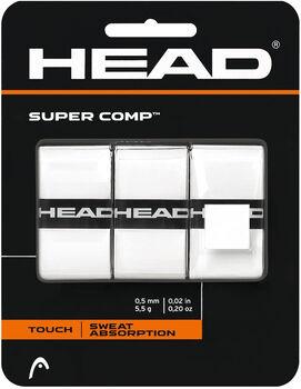Head Super Comp alapgrip fehér